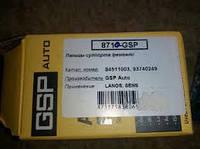Пальцы суппорта Daewoo Lanos (ремонт) (комплект 4шт) (производство GSP)