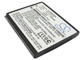 Аккумулятор для Samsung SGH-E208 500 mAh