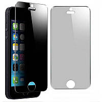 Защитное стекло Veron 0,26mm 2,5D PRIVACY для Apple iPhone 5/5S/5SE