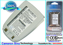 Аккумулятор для Samsung SGH-E815 650 mAh