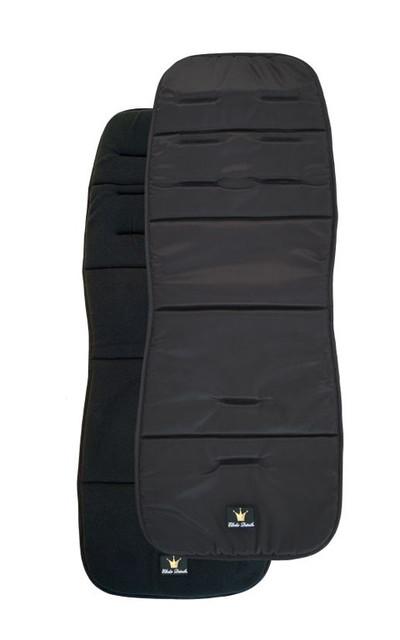 Матрасик для коляски на флисе Elodie details - Black Edition