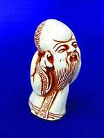 Нэцкэ Конфуций