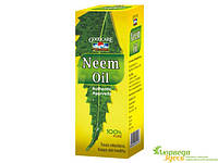Масло Нима, Neem oil, 50 мл. Применяется как противовоспалительное, антисептическое и антибактериальное и др.