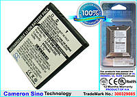 Аккумулятор для Samsung SGH-J608 850 mAh