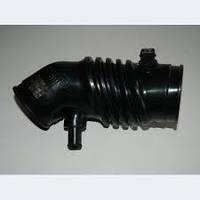 Патрубок воздуховода в сборе Daewoo Lanos (двигатель 1,6) (производство GSP)