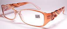 Женские очки плетенные дужки (88079 кор)