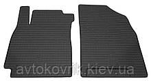Резиновые передние коврики в салон Geely Emgrand X7 2013- (STINGRAY)