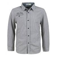 Классическая полосатая рубашка Glo-story; 140, 164 размер, фото 1