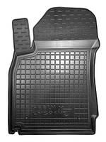 Полиуретановый водительский коврик для Geely Emgrand X7 2013- (AVTO-GUMM)