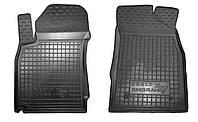Полиуретановые передние коврики для Geely Emgrand X7 2013- (AVTO-GUMM)