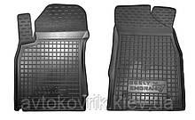 Полиуретановые передние коврики в салон Geely Emgrand X7 2013- (AVTO-GUMM)