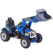 Детский электромобиль Экскаватор М223А, фото 1