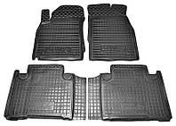 Полиуретановые коврики для Geely Emgrand X7 2013- (AVTO-GUMM)