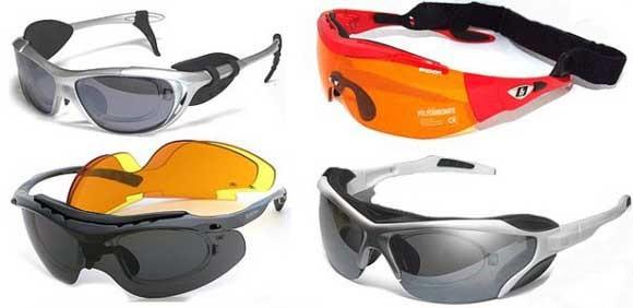 Очки и маски поляризационные, спортивные, защитные