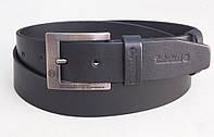 Кожаный мужской ремень для джинс Timberland, фото 1