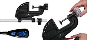 Лодочный электромотор на транец Flover 55TG ( с телескопической ручкой и индикатор зарядки АКБ )