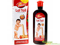 Массажное масло для детей Dabur Lal Tail 200 мл
