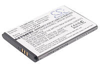Аккумулятор для Samsung GT-C3322 650 mAh