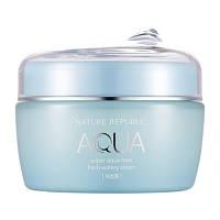 Увлажняющий крем-гель для жирной кожи Super aqua max fresh watery cream