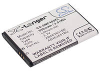 Аккумулятор для Samsung SGH-L708E 950 mAh