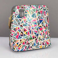 Серая сумочка планшет женская цветная Valenciy, фото 1