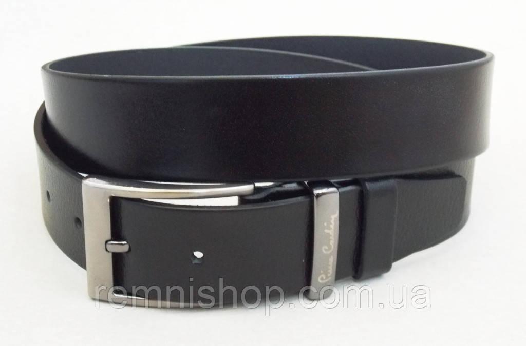 Мужской кожаный ремень Pierre Cardin   продажа 890f1640b315e