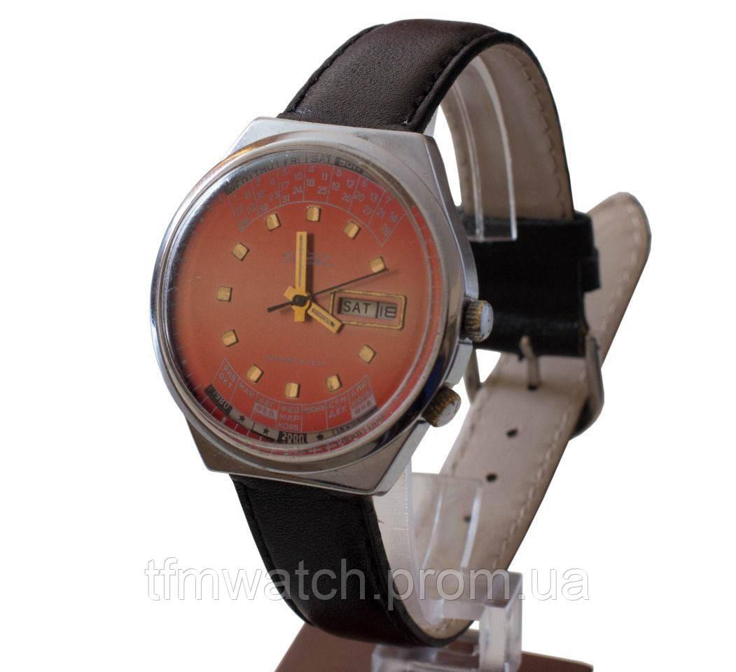Ракета Колледж механические часы СССР