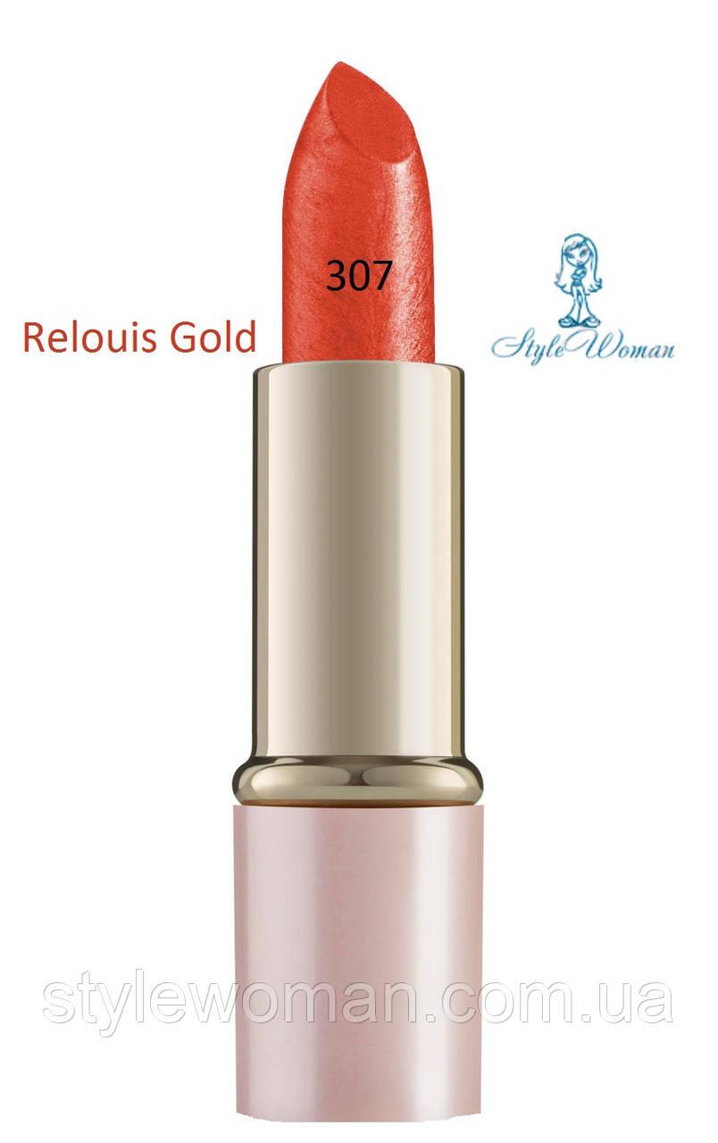 Помада для губ Relouis Gold релуи тон 307
