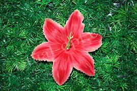 Шелковый колокольчик-орхидея № 98, Ø 12см