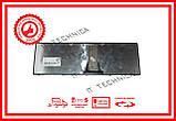 Клавіатура LENOVO Flex 15, Flex 15D, G500s, G505s, S510p чорна с серебристой рамкой RUUS, фото 2