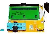 Мультиметр тестер полупроводников ESR LCR большой LCD ЖК