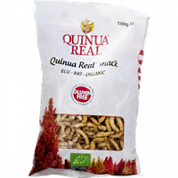 ВЕГА безглютеновые снеки с киноа БИО 100 гр Quinua Real