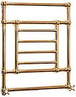 Дизайн-радиатор золотой электрический Bugnatese PR195