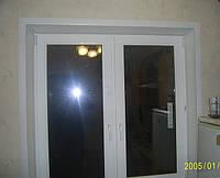 Металлопластиковое окно со штульповым открыванием Trocal Киев, фото 1