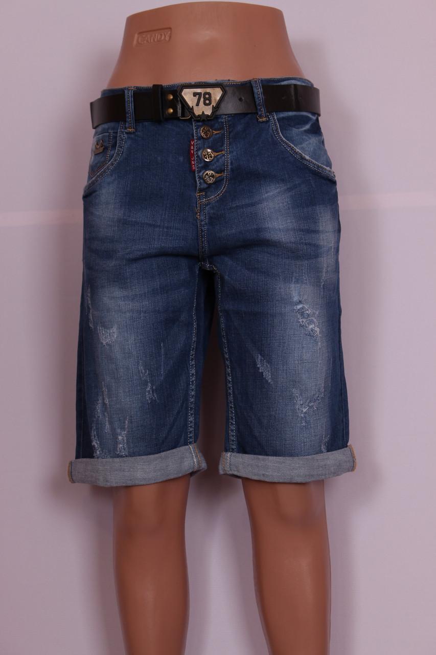 Женские удлиненные шорты больших размеров