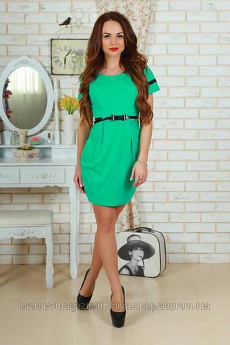 Платье женское + пояс