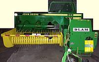 Прес-підбирач John Deere 349, фото 1