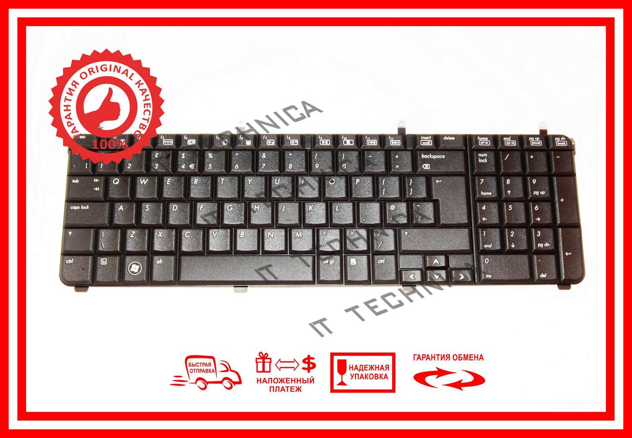 Клавиатура HP Pavilion DV7T-2000 DV7-2019 чернаяUS