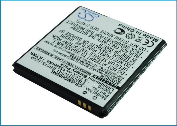 Аккумулятор для Samsung Galaxy S 4G 1550 mAh