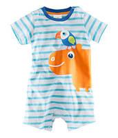 Детский песочник для мальчика  4-6 месяцев