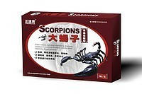 Пластырь анти болевой (Скорпион) Вековой Восток 5 штук