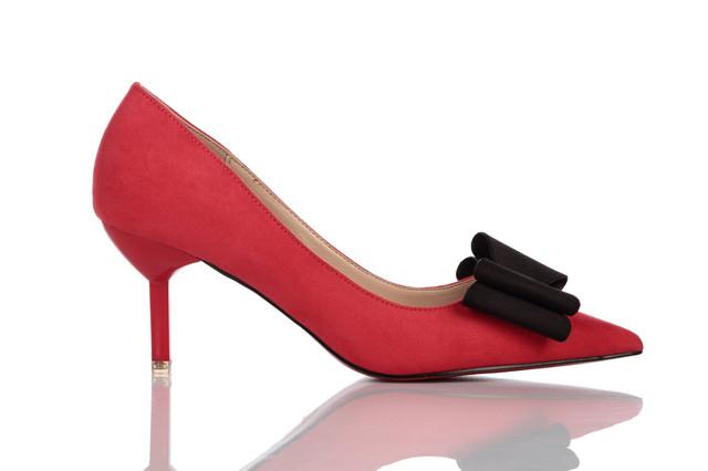 Туфли женские Loren Leather Pumps 27 оригинал