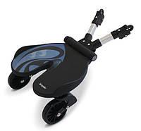 Bumprider подставка к коляске для второго ребенка, цвет синий