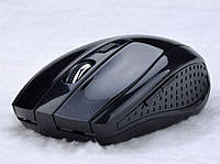 Беспроводная радио мышь wireless 2.4 ГГц, фото 1