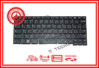 Клавиатура Samsung X128 черная без рамки RU/US