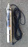Шнековый  скважинный (глубинный) насос Sprut 4SQGD 1.8–50–0.5 , фото 3