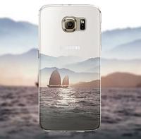 """Силиконовый чехол """"Море"""" для Samsung Galaxy S6"""