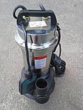 Дренажно–фекальный насос Euroaqua WQS2–2.5, фото 4