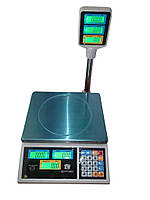 Весы торговые ВТЕ-Центровес-6Т2ДВ-(ЖК), до 6 кг. Сертифицированные.