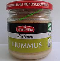 """Хумус натуральный оливковый/паприковый """"Primavika"""", 160 г"""